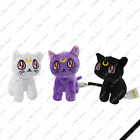 [HS] Sailor Moon Plush Luna, Artemis, and Diana Plush Dolls