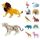 Kid's 3D Animal Puzzle Wooden Stegosaurus DIY Coloring Paint Jigsaw Toy Craft