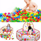 USA Baby Kids Quality Secure Pit Toy Swim Pool Colorful Soft Plastic Ocean Ball
