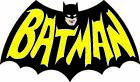Diecut Vinyl BATMAN LOGO Decal Sticker Comic Dark Knight Colored Buy2Get1Free
