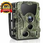 16MP 1080P HD Infrared Hunting Camera 120° 3 PIR 0.2s Trigger Scouting Camera Game & Trail Cameras - 52505