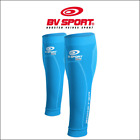 Manchons de compression BV SPORT BOOSTER ELITE 110 006 - couleur bleu