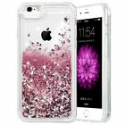 iPhone 6/6S/7/8 Case Caka iPhone 6S Glitter Case With Tempered Glass Screen