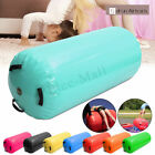 120x90CM Inflatable Air Roller Home Small Gymnastics Cylinder GYM Gymnastic Beam