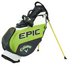 """2019 Callaway Mens Epic Flash Staff Stand Golf Carry Bag 4 Way Divider 9.5"""" Top"""