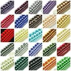 Kyпить Glass Pearl Round Spacer Loose Beads 3mm 4mm 6mm 8mm 10mm 12mm 16