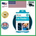 Outward Hound Fun Feeder Slow Feed Interactive Bloat Stop Dog Bowl Puppy