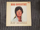 Ray Merrell – Big Country (Autographed cover)