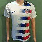 USA Home 2019 Adult Men's Soccer Jersey White