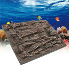 Внешний вид - Aquarium Foam Rock Stone Fish Tank Background Wall 3D ReptileTerrarium Vivarium
