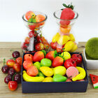 20pcs/Lot Simulation Mini Small Fake Fruits Vegetables Model Decoration DIY Home
