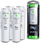 1/2/3/4Pack EveryDrop4-EDR4RXD1-UKF8001 Maytag 4396395 Fridge Water Filter photo