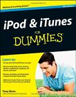 iPod & iTunes For Dummies by Bove Tony