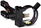 TRUGLO Brite-Site Xtreme 5 Pin Sight With Light