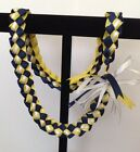 NFL San Diego CHARGERS Hawaiian Ribbon LEI Football Sport Team Fan Graduation LA $21.95 USD on eBay