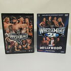 Wrestle Mania Two 3-Dvd Sets Goes Hollywood Wrestling Matches DVD