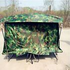 Outdoor fishing bed camping moisture-proof sunscreen waterproof tents