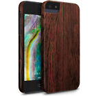 Cellairis Slim Case for Apple iPhone 5/5S - Wood Red
