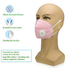 20PC Anti Pollution Mask Air Filter Mask N95 Respirator Dust Mask PM2.5 5 Layers