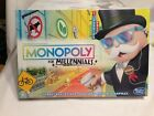 Hasbro Monopoly for Millennials Board Game Brand New!