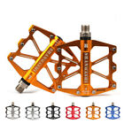 SOPEDAR 1X Parts Pedal Outdoor GREEN Mountain Pedals CNC Bike Platform Bicycle