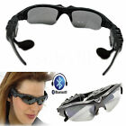 Bluetooth Sunglasses Headset Wireless Stereo Headphone For Mobile Phones Men Boy