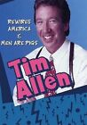 TIM ALLEN - REWIRES AMERICA & ALL MEN ARE PIGS - STAND UP COMEDY -ALL REGION DVD