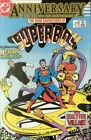 New Adventures of Superboy (DC) #50 1984 FN Stock Image