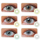 1Pair Unisex Blue Sky Gray Jade Green Coloured Contact Lens Lenses 1Year Magia