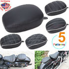 Soft Rear Passenger Pillion Pad Seat For Harley Sportster XL1200 883 Forty-Eight $7.98 USD on eBay