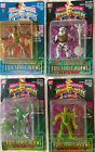 Mighty Morphin Power Ragers, Evil Space Aliens, four Figures from Series II
