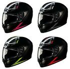 HJC Adult FG-17 Valve Full Face Motorcycle Helmet SNELL DOT Sport Touring