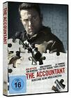 The Accountant - DVD / Blu-ray - *NEU*