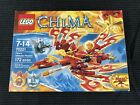LEGO Legends of Chima FLINX'S ULTIMATE PHOENIX New Sealed #70221