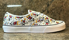 2013 Vans x Disney OG Authentic LX CLASSIC MICKEY White Men's Sizes NEW