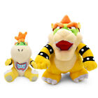 15-28CM Super Mario Broser JR 3D Land Bone Kubah Koopa Dragon Dark Bowser Kamek