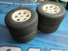 AKA cityblock 1/10 SC truck tires and rims 12mm