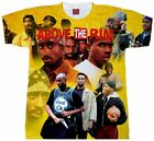 Above The Rim Shirt Adult and Youth Sizes. Hip Hop T-Shirts. Rap T-shirts.  image