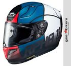 HJC RPHA 11 Quintain Red White Blue Motorcycle Helmet Sport Race RPHA11