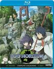 BLU-RAY Log Horizon: Complete Collection (Blu-Ray, 6-Disc Set) NEW
