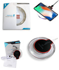 Qi Wireless Charger FAST Supporto ricarica per Apple iPhone X 8 /PLUS Samsung S8