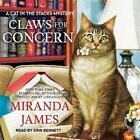 Claws for Concern by James, Miranda CD-AUDIO