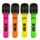 INFLATABLE MUSICAL INSTRUMENT GUITAR SAXOPHONE MICROPHONE PARTY BAG FANCY DRESS