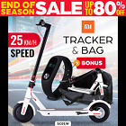 Electric Scooter 300W Foldable Portable Adult Kids Xiaomi Band Commuter Bike M