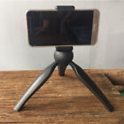 Mini Table Portable DSLR Camara Tabletop Travel With Dual Phone Holder Clip