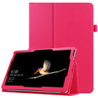 For Microsoft Surface Pro 6 2018 / Pro 5 (2017) / Pro 4 Folding Stand Cover Case