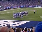 New York Giants vs Washington Redskins 9/29/19 - TWO Tickets - Field Level on eBay