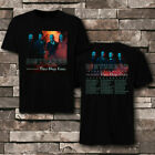 1Disturbed and Three Days Grace Tour dates 2019 New T-shirt tee all size