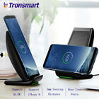 ❤ Tronsmart WC05 Qi Wireless Charger Quick Fast Charging Stand Dock Phone Holder
