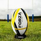 FORZA Eclipse Training Rugby Ball | Senior IRB Spec Training Ball | All-Weather